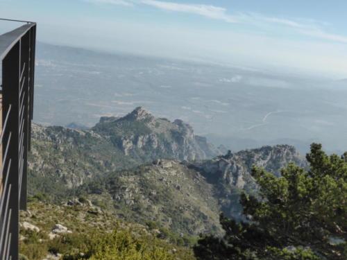 Vistas Mirador Mont-Caro